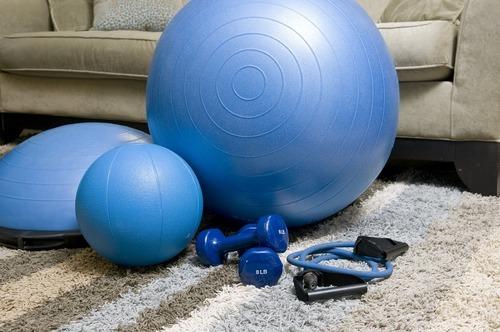 Hemmaträning – gör att träningen blir av